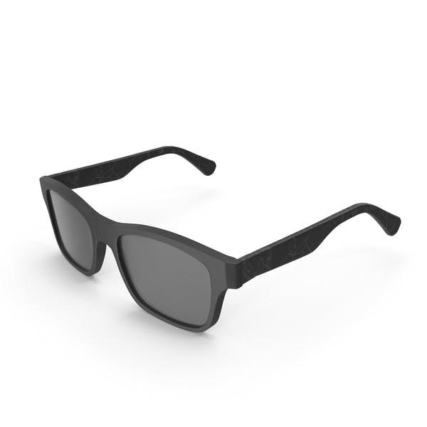 Черное солнцезащитное стекло