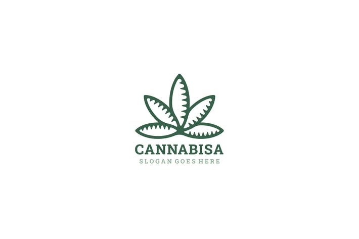 Thumbnail for Cannabis Logo Design