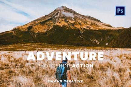 Adventure Photoshop Action