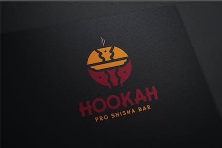 Hookah Shisha Bar Logo