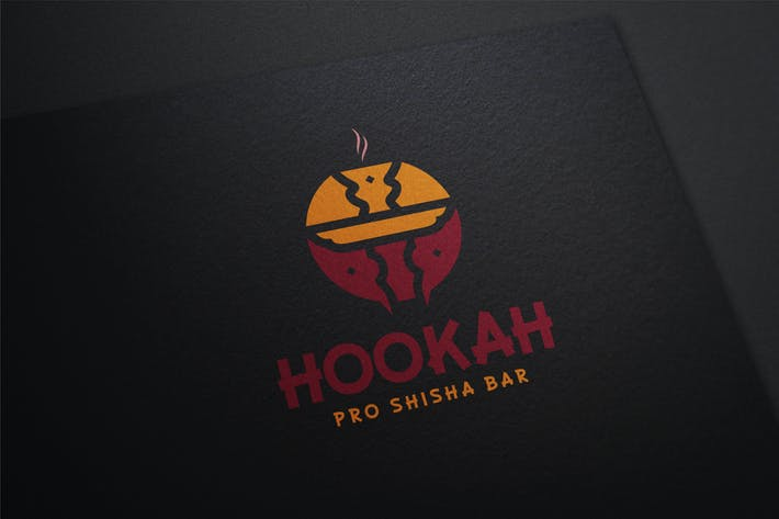Thumbnail for Hookah Shisha Bar Logo
