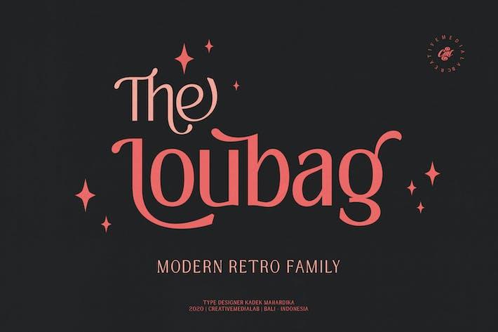 Thumbnail for Loubag - Familia Retro Moderno