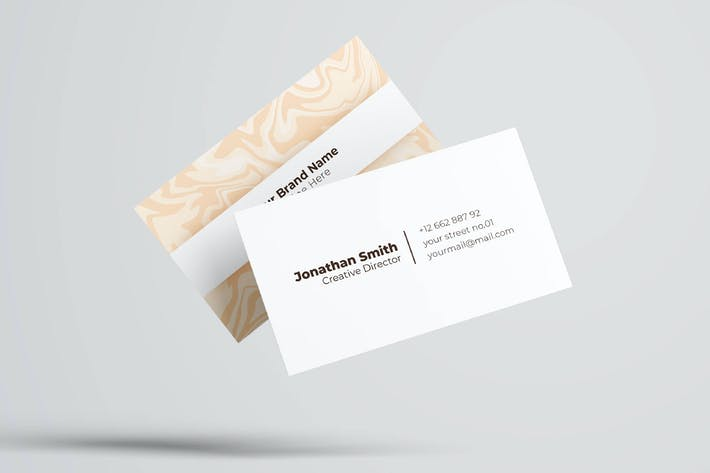 Thumbnail for Business Card Template.v32