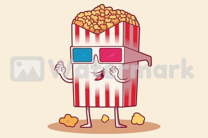 Thumbnail for 3D Popcorn