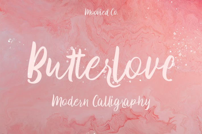 Thumbnail for Butterlover Script Love