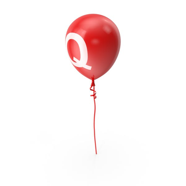 Thumbnail for Letter Q Balloon
