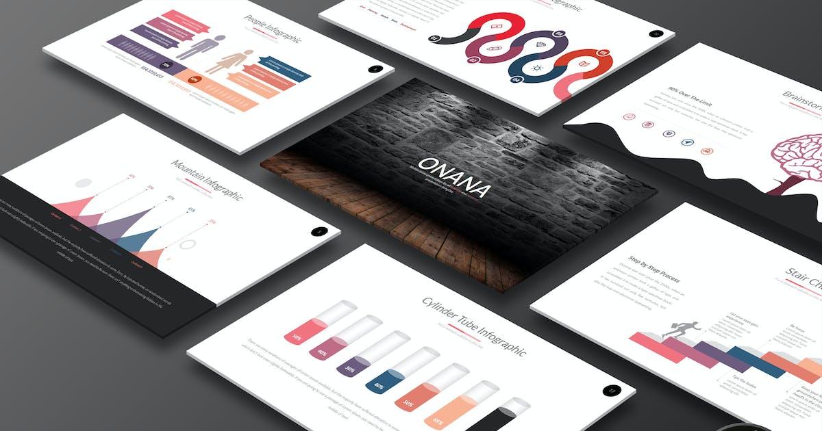 Download Onana - Keynote Template by Artmonk