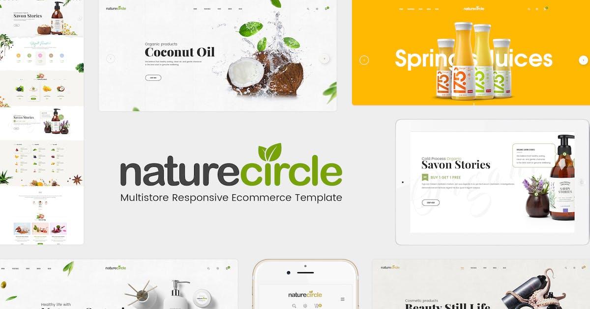 Download NatureCircle - Organic Responsive PrestaShop Theme by Plaza-Themes