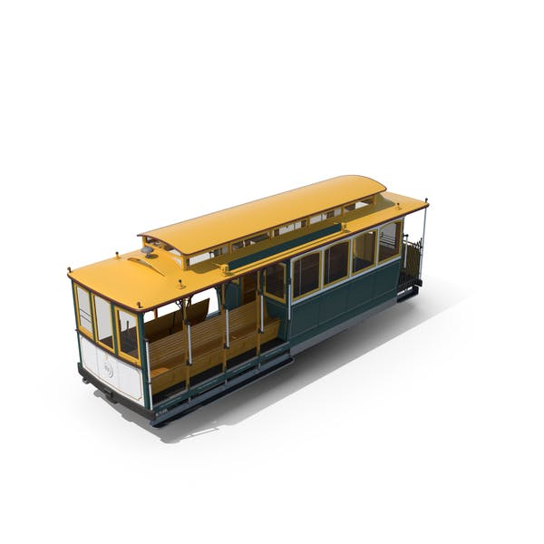 Cover Image for Cable Car