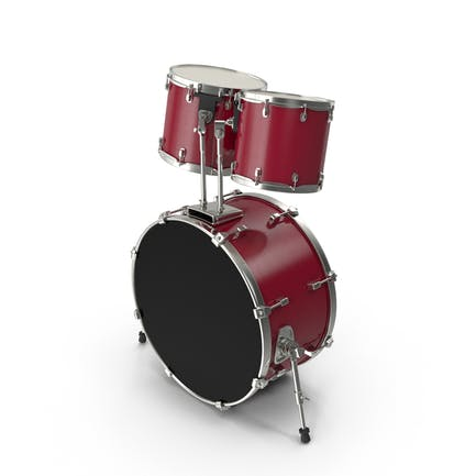 Base Drum with Toms