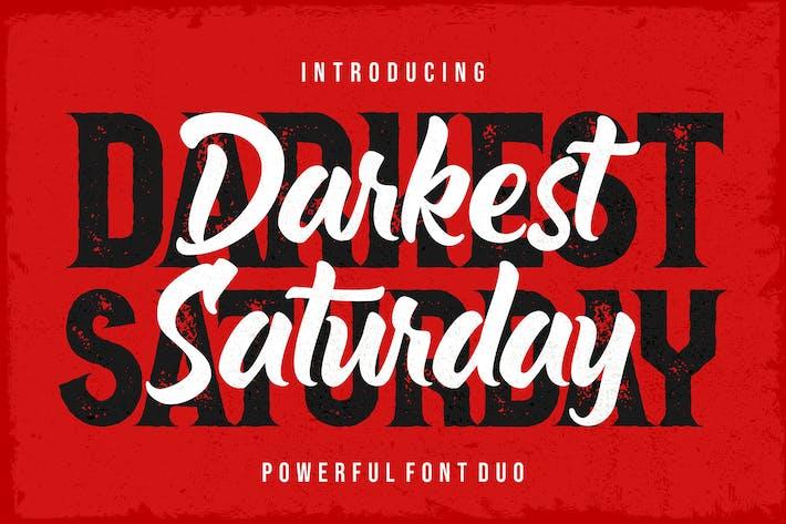 Thumbnail for Dúo de sábado más oscuro