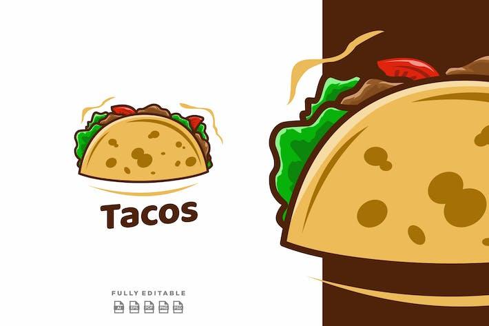 Tacos Logo Délicieux