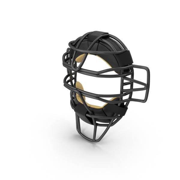 Thumbnail for Catcher's Helmet
