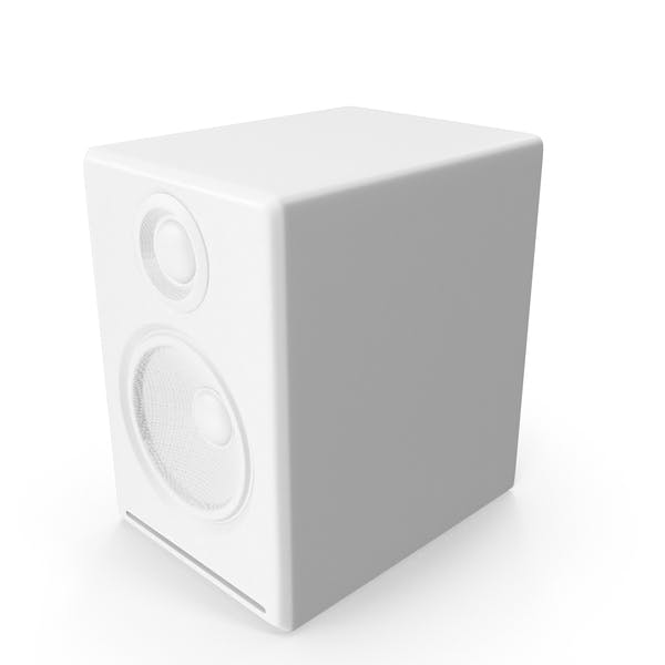 Thumbnail for Monochrome Multimedia Speaker