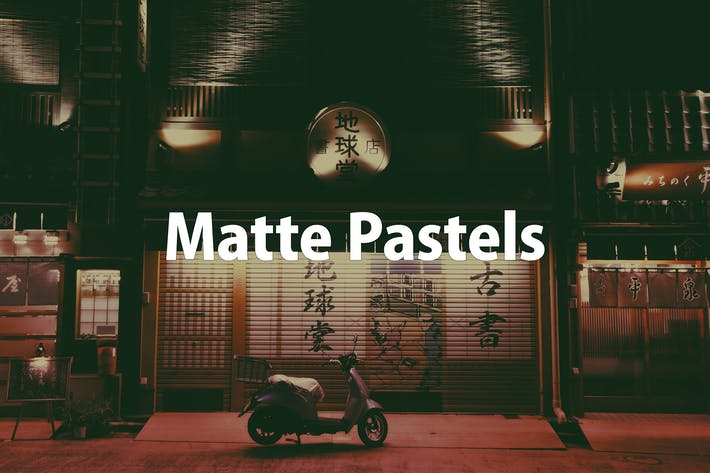 Thumbnail for Matte Pastels