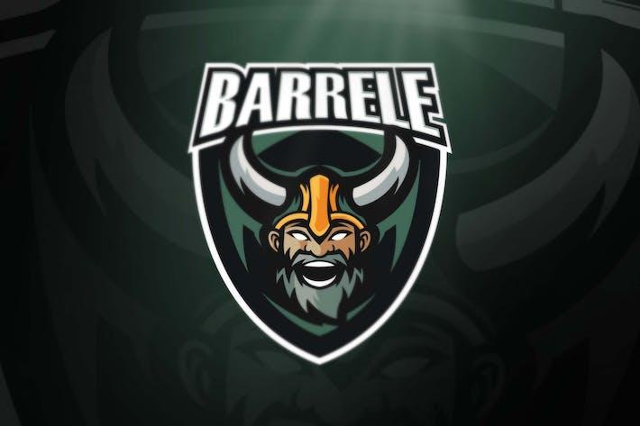 Thumbnail for Barrele Sport and Esports Logos