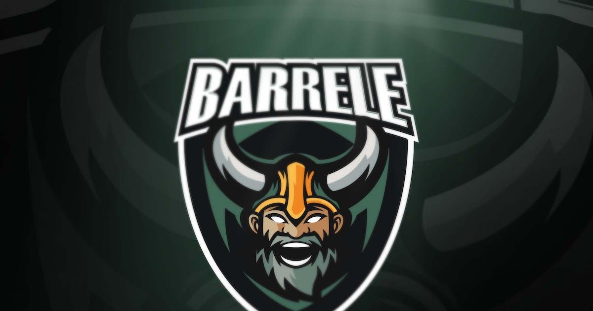Download Barrele Sport and Esports Logos by ovozdigital