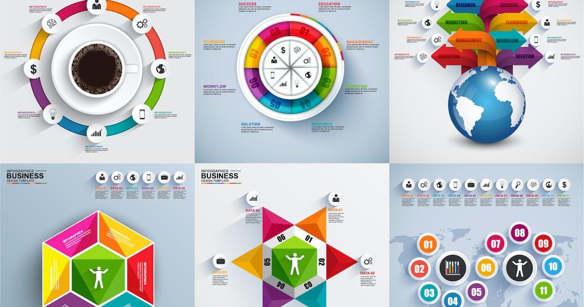 Business 3D Infographics by alexdndz