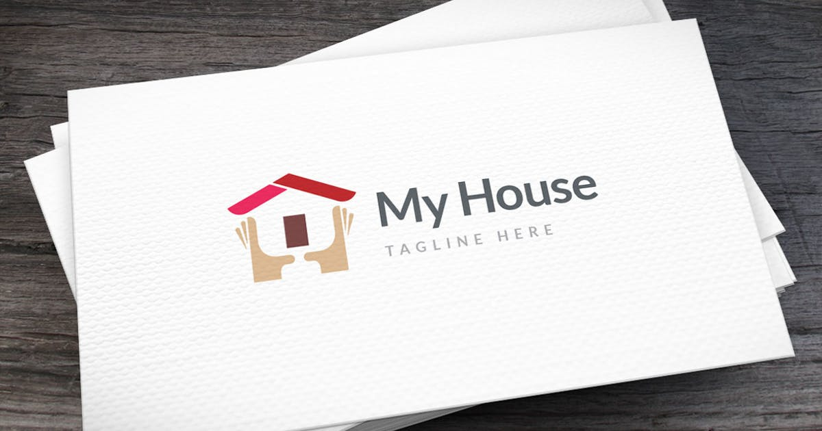 Download Own House Logo Template by empativo