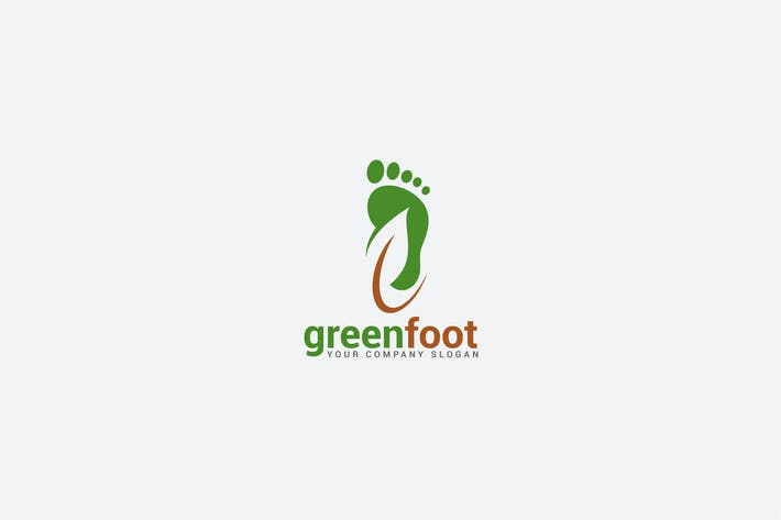 Thumbnail for green foot