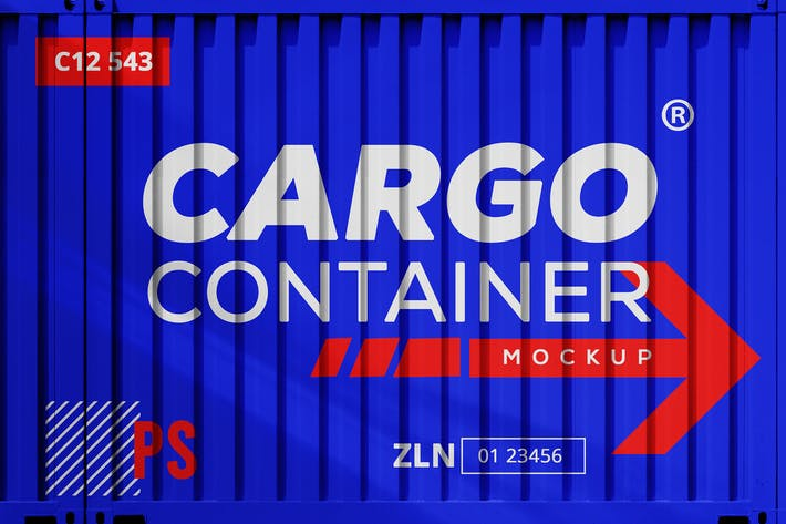 Container-Mockup