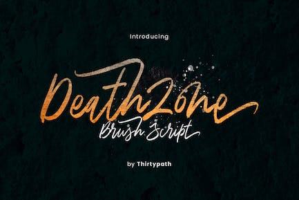 Death Zone Typeface