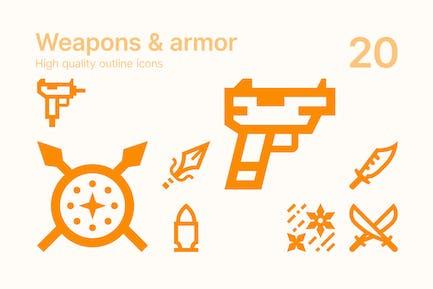 Waffen & RüstungsIcons