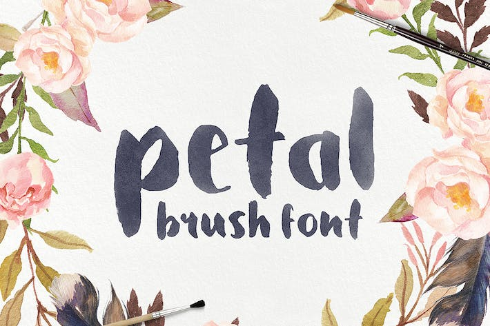Thumbnail for Petal Brush