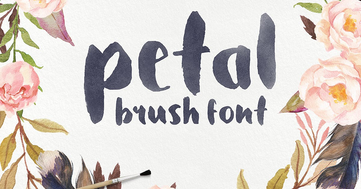 Download Petal Brush by tomchalkys