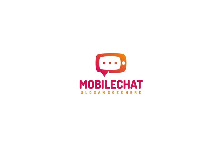 Thumbnail for Mobile Chat Logo