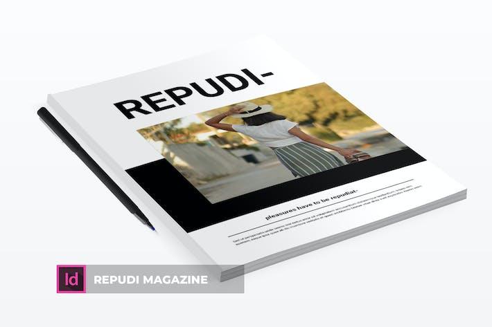 Thumbnail for Repudi | Magazine Template