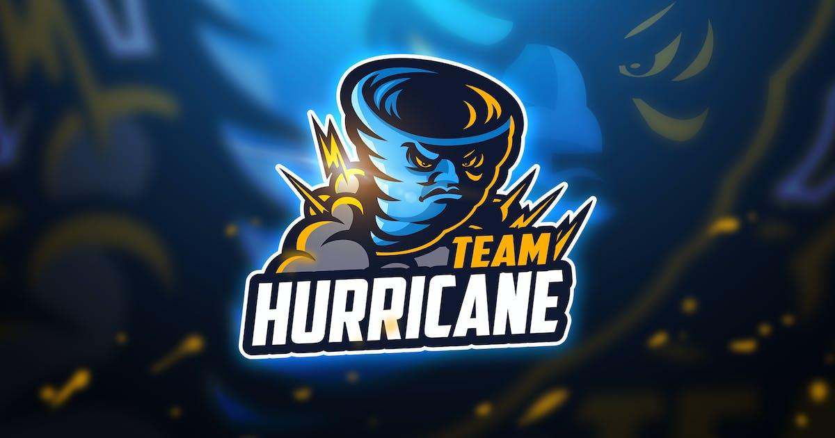 Download Huricane - Mascot & Esport Logo by aqrstudio