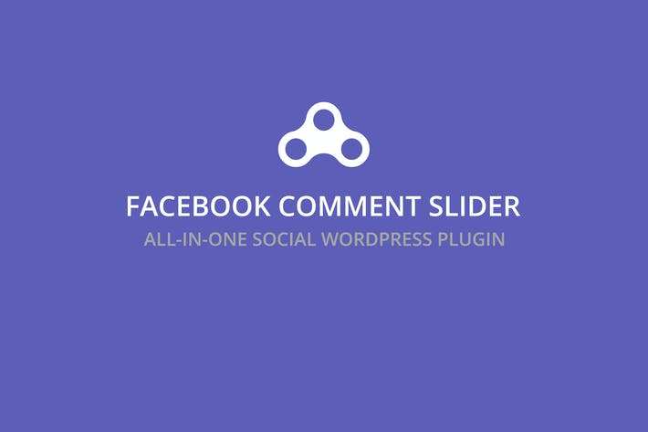 Thumbnail for Comment Slider for Facebook - WordPress Social