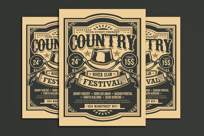 Thumbnail for Country Music Festival