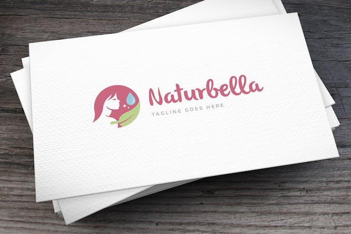 Thumbnail for Naturbella Logo Template