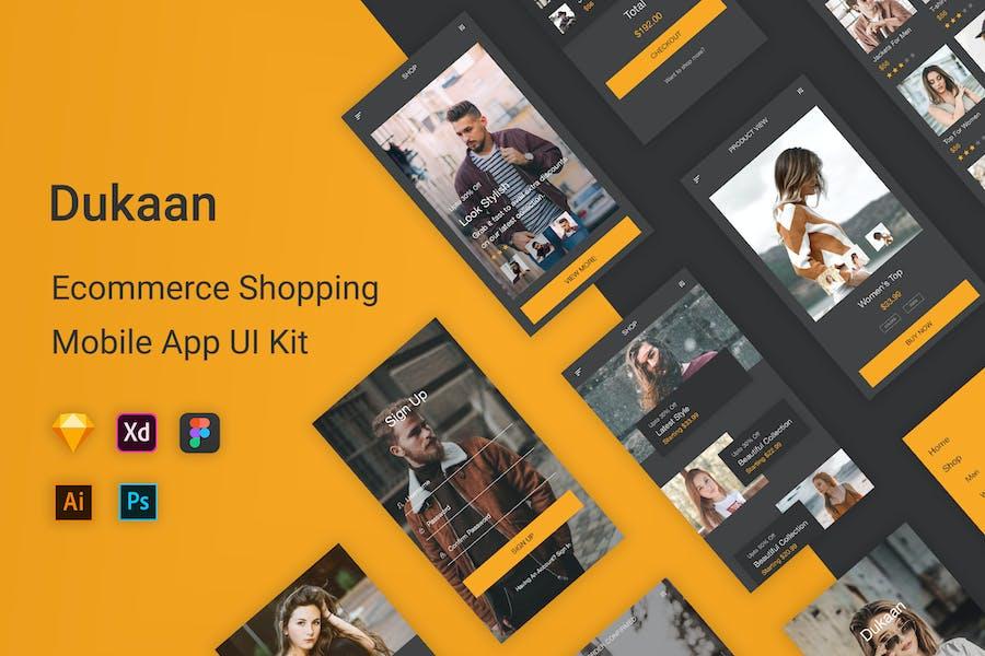 Dukaan - Ecommerce Shopping