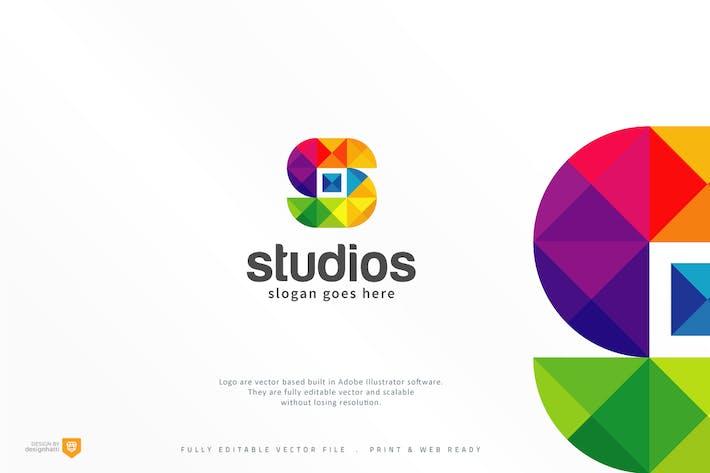 Thumbnail for Letter S - Studio Logo