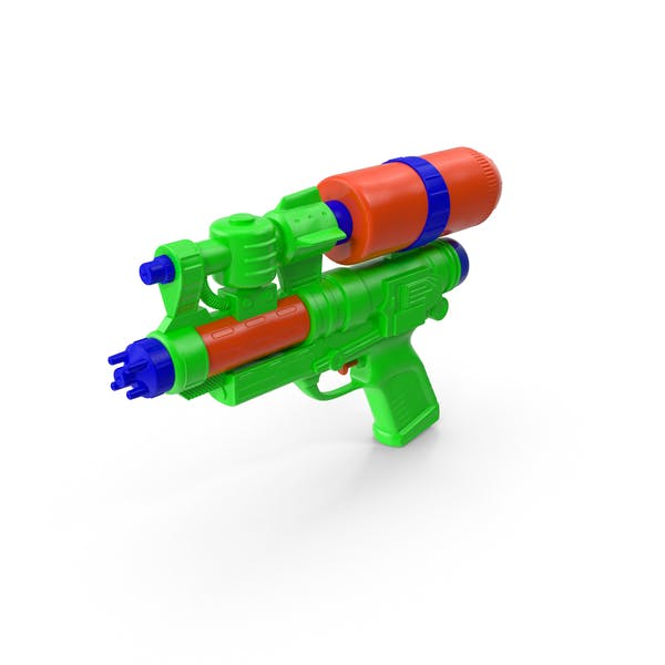 Cover Image for Water Gun