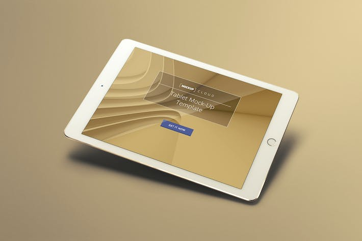 Thumbnail for Tablet Mockup Set