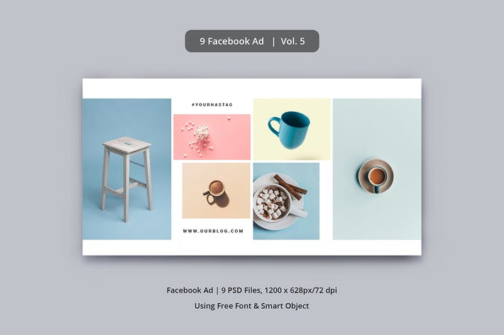 Cover Image For Facebook Ad Vol. 5
