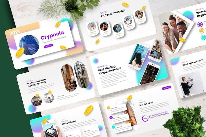 Crypnela - Cryptocurrency Keynote Templates