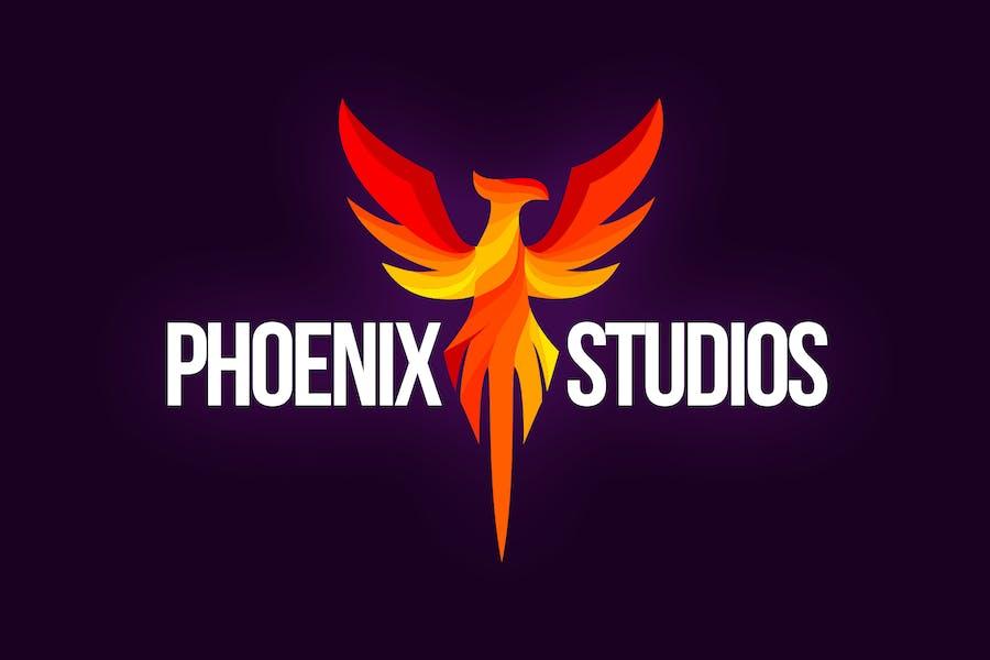 Flaming Phoenix Logo