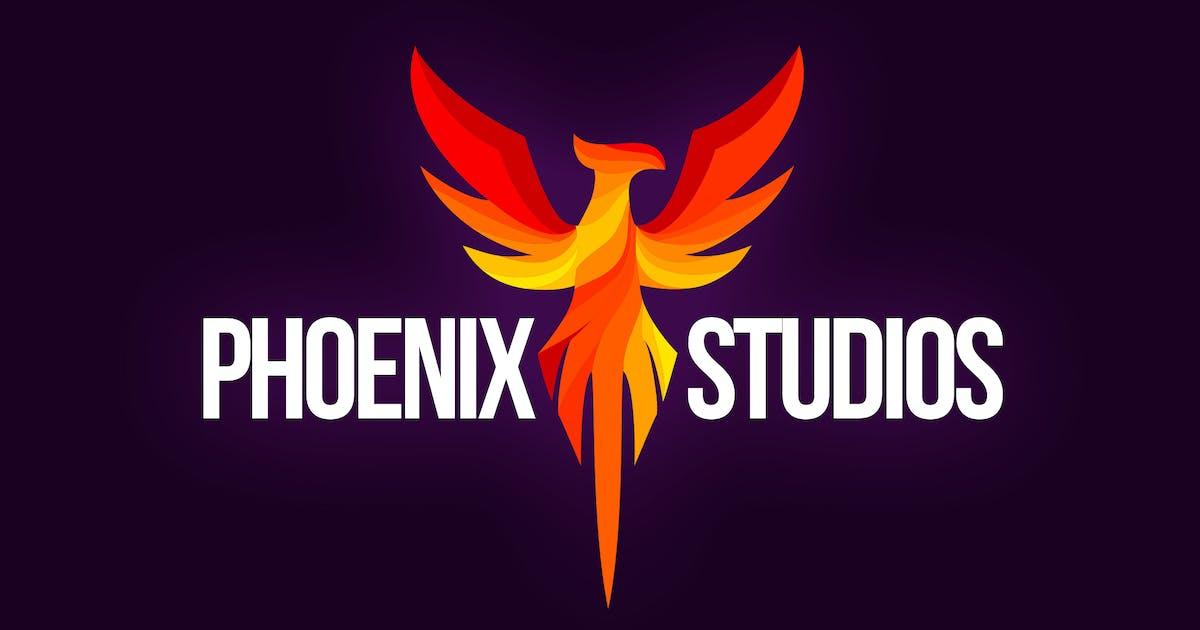 Download Flaming Phoenix Logo by Suhandi