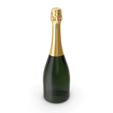 Geschlossene Champagne