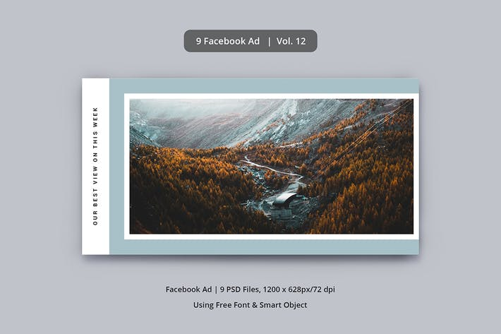 Thumbnail for Facebook Ad Vol. 12