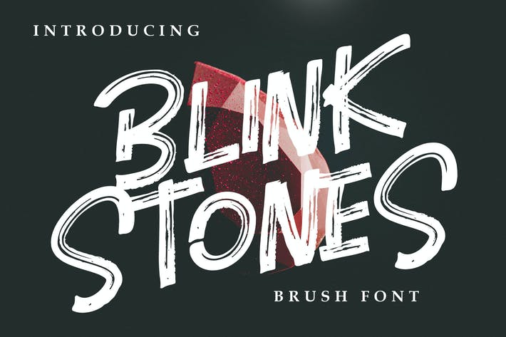 Cover Image For Blink Stones