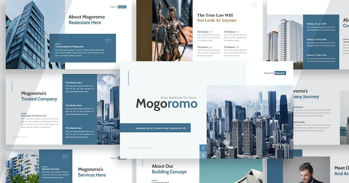 Download Mogoromo Real estate - Keynote by Haidezign