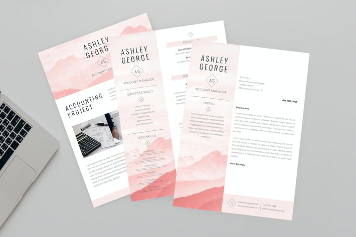 Cover Image For Quiet CV Resume Designer