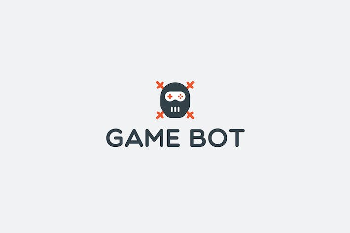 Cover Image For Game Bot Logo