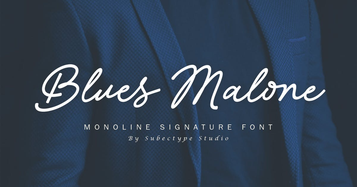 Download Blues Malone by Subectype